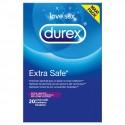 Prezerwatwy - Durex Extra Safe Condoms 20 szt