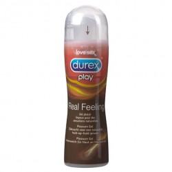 Żel nawilżający - Durex Play Real Feeling Lubricant 50 ml