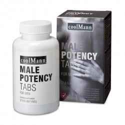 Tabletki na potencję - CoolMann Male Potency Tabs 60 Tabs