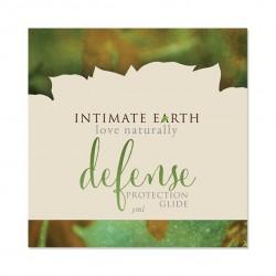 Ochronny środek nawilżający - Intimate Earth Defense Protection Glide Foil 3 ml SASZETKA