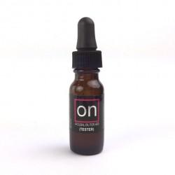 Tester - Sensuva ON Arousal Oil Ultra Tester