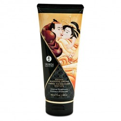 Krem do masażu - Shunga Massage Cream Almond 200 ml