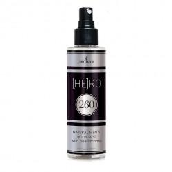 Mgiełka do ciała dla panów - Sensuva HE(RO) 260 Male Pheromone Body Mist 125 ml