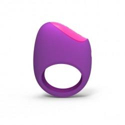 Pierścień na penisa zdalnie sterowany - Picobong Remoji Lifeguard Ring Vibe Purple