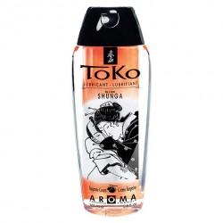 Lubrykant smakowy - Shunga Toko Glijmiddel Tangerine