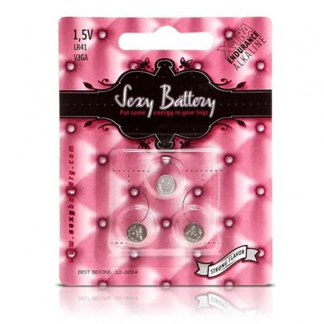 Baterie zasilające - Sexy Battery Lithium LR41