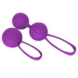 Kulki kegla - Shibari Pleasure Kegel Balls (2 Pack)