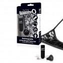 Wibrujące majteczki - The Screaming O Charged Remote Control Panty Vibe Black