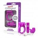 Zestaw akcesoriów - The Screaming O Charged CombO Kit 1 Purple