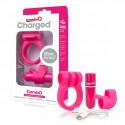 Zestaw akcesoriów - The Screaming O Charged CombO Kit 1 Pink