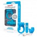 Zestaw akcesoriów - The Screaming O Charged CombO Kit 1 Blue