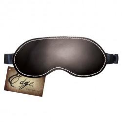 Opaska na oczy - Sportsheets Edge Leather Blindfold