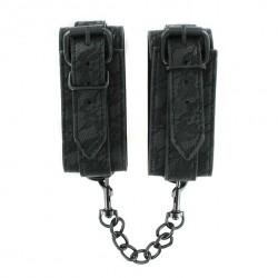 Kajdanki - Sportsheets Midnight Lace Cuffs