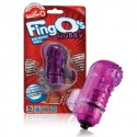 Wibrator na palec - The Screaming O The FingO Nubby Purple