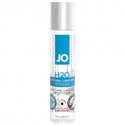Lubrykant wodny - System JO H2O Lubricant Warming 30 ml Rozgrzewający