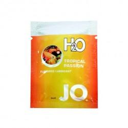 Środek nawilżający tester SASZETKA - System JO Sachet H2O Tropical 3 ml