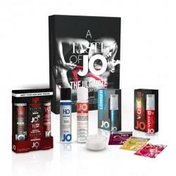 Zestaw produktów dla par - System JO A Taste of JO Gift Set