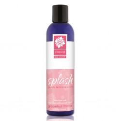 Płyn do higieny intymnej - Sliquid Balance Splash Grapefruit Thyme 255 ml