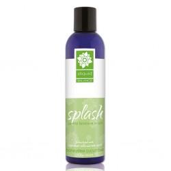 Płyn do higieny intymnej - Sliquid Balance Splash Honeydew Cucumber 255 ml