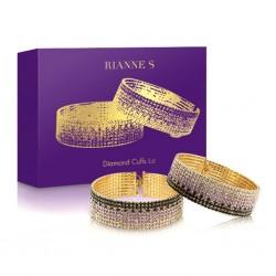 Kajdanki - RS Icons Diamond Handcuffs Liz