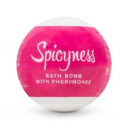 Bomba kąpielowa - Obsessive Bath Bomb with Pheromones Spicy