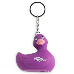 Breloczek - I Rub My Duckie Keychain